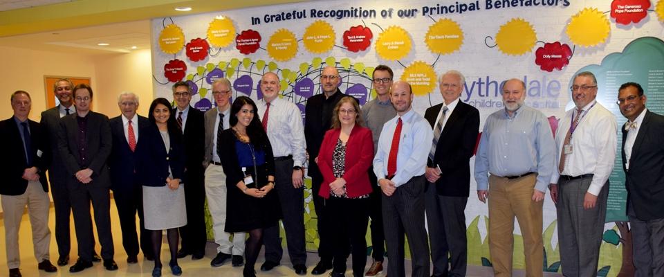 Scientific Advisory Board of the Burke-Blythedale Pediatric Neuroscience Research Program