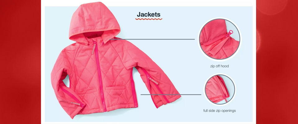 Cat and Jack Adaptive Clothing for Kids