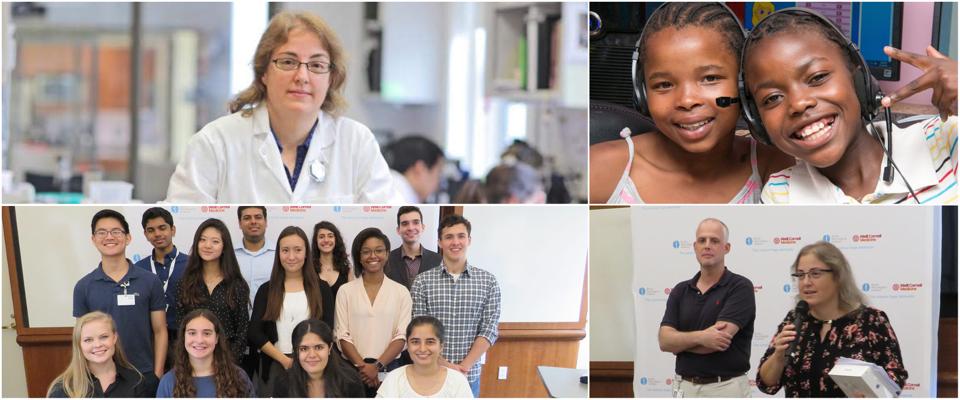 Dr. Willis, Kids of Kliptown, Summer Science Scholars