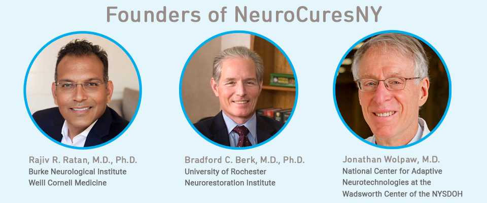 Founders of NeuroCuresNY