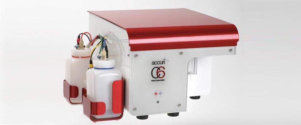 ACCURI C6 Flow Cytometer | Burke Medical Research Institute ...