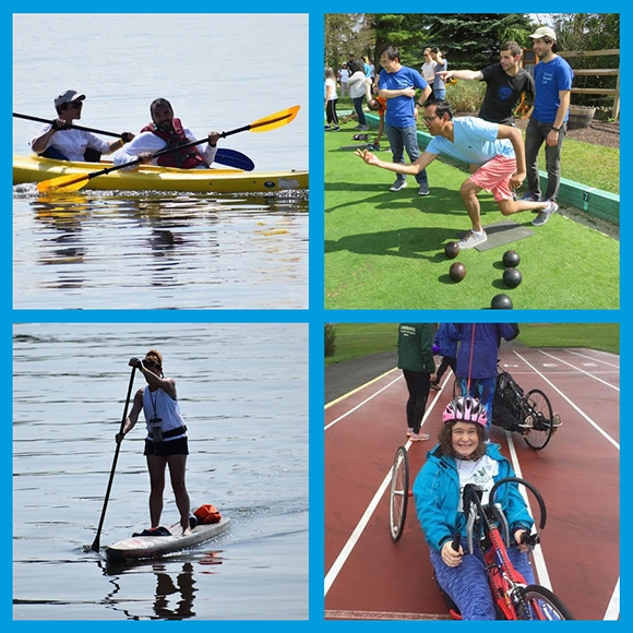 Photo of outdoor activities